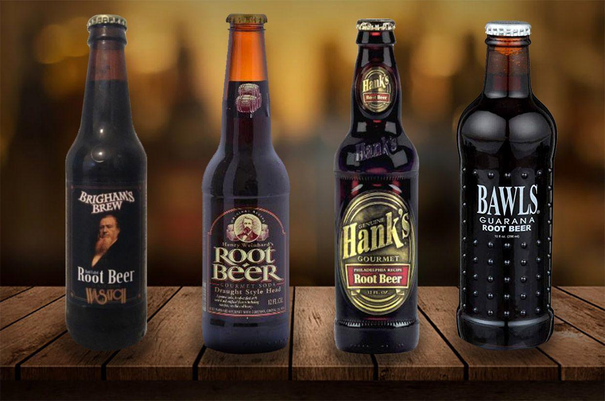 top 4 root beers henry's bawls brigham's brew hank's